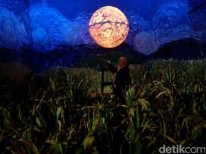Melihat Film The Seen and Unseen di Art Jog 10