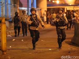 Polisi Cek Info Viral Warga Cibodas Disebut Pelaku Bom Kampung Melayu