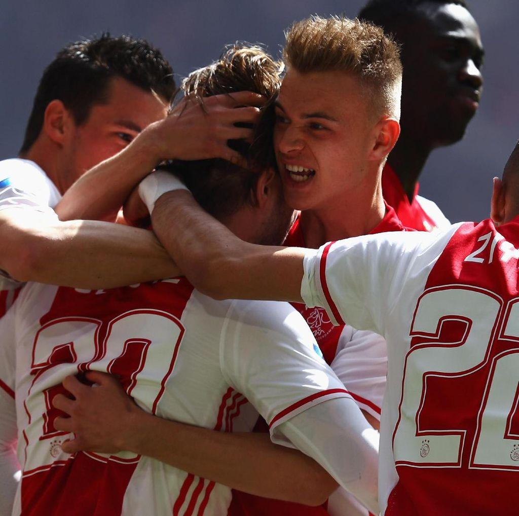 Ajax: Muda dan (Cukup) Berbahaya