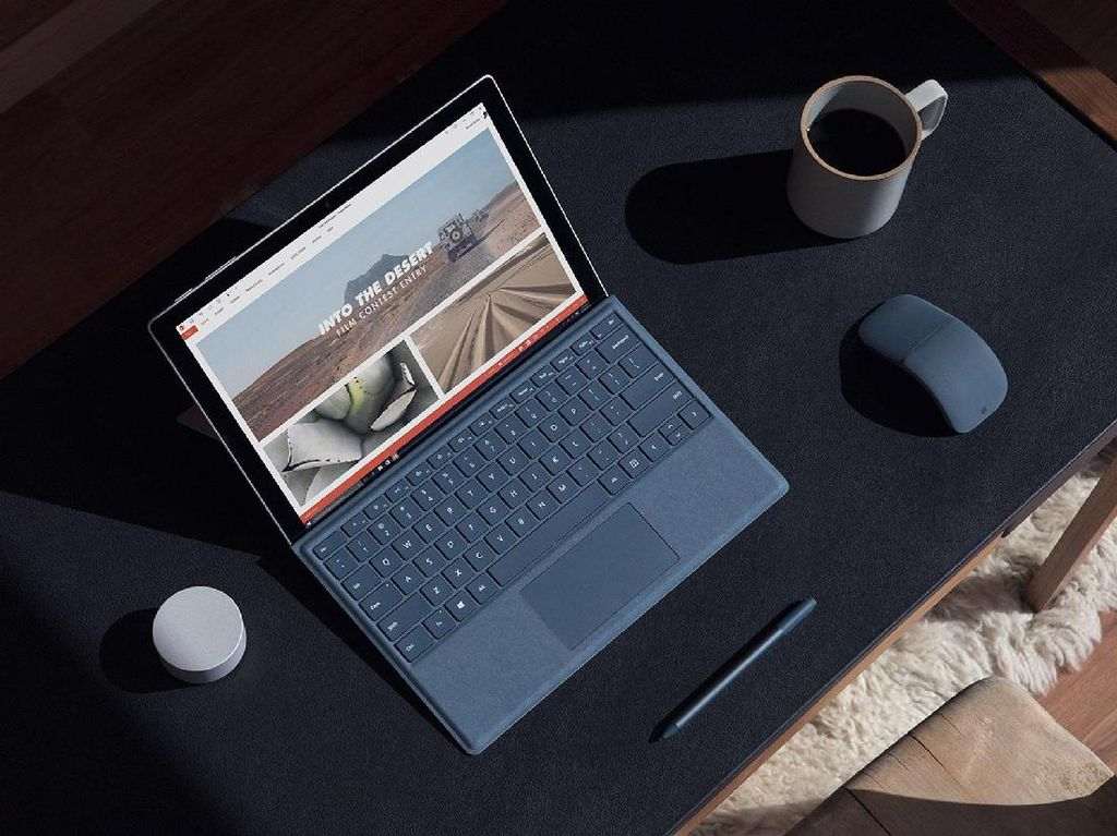 Lebih Dekat dengan Surface Pro Terbaru