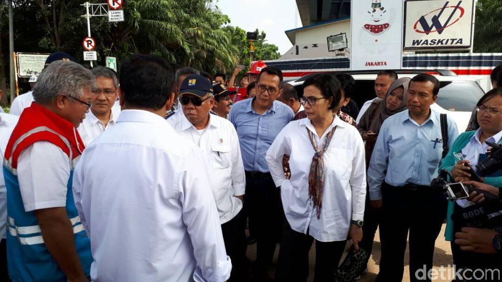 Tahun Depan Beroperasi, Konstruksi LRT Palembang Sudah 42%