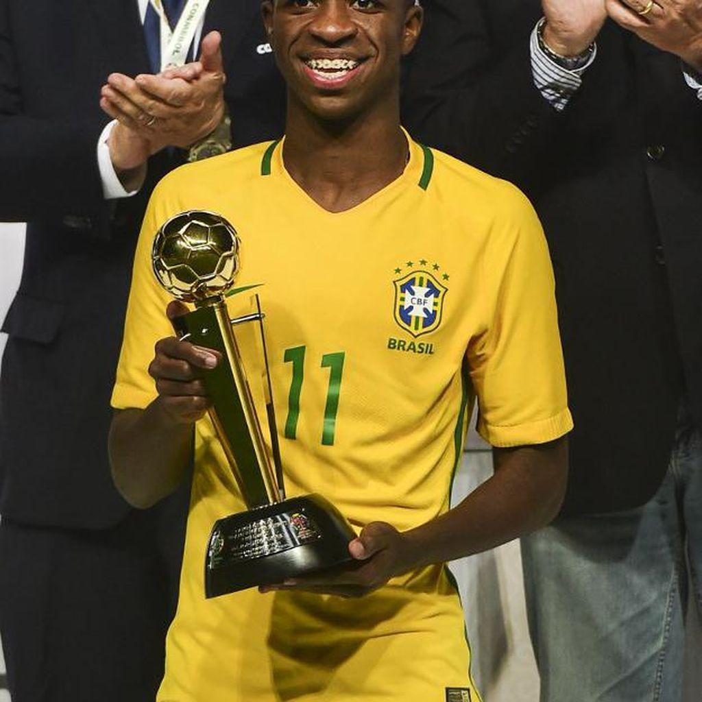 Madrid Rekrut Pemain Belia dari Flamengo