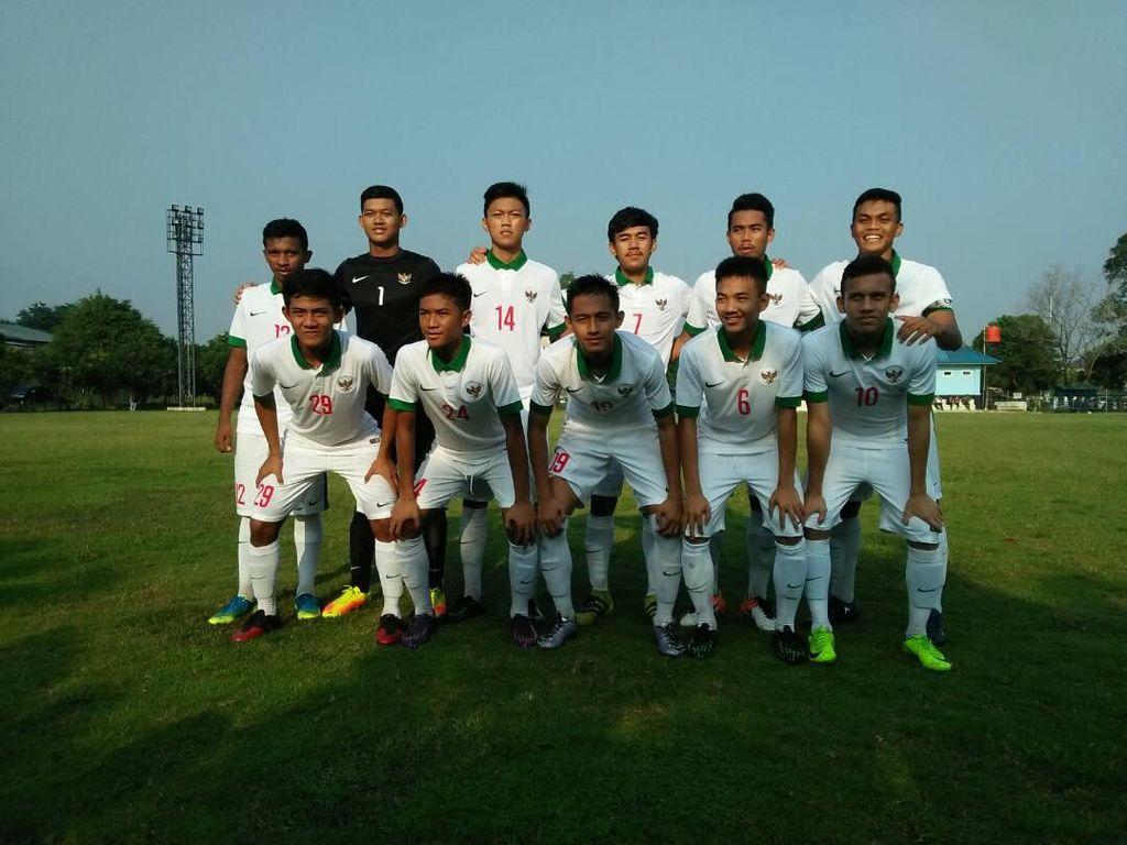 Pelatih Persija Tertarik dengan Dua Pemain Timnas U-19