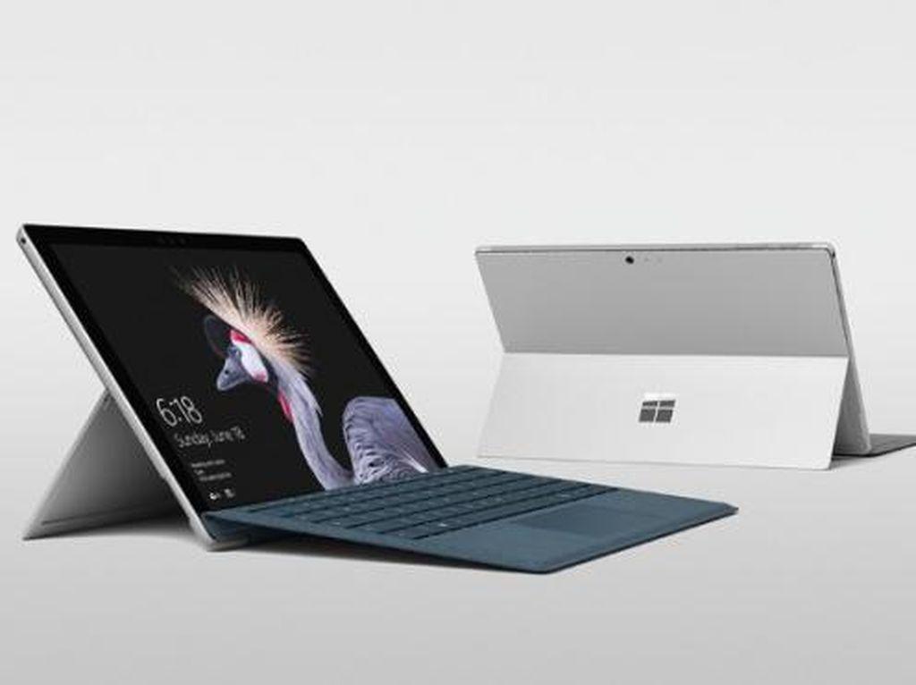 Surface Pro Terbaru Bisa Nyala 13 Jam