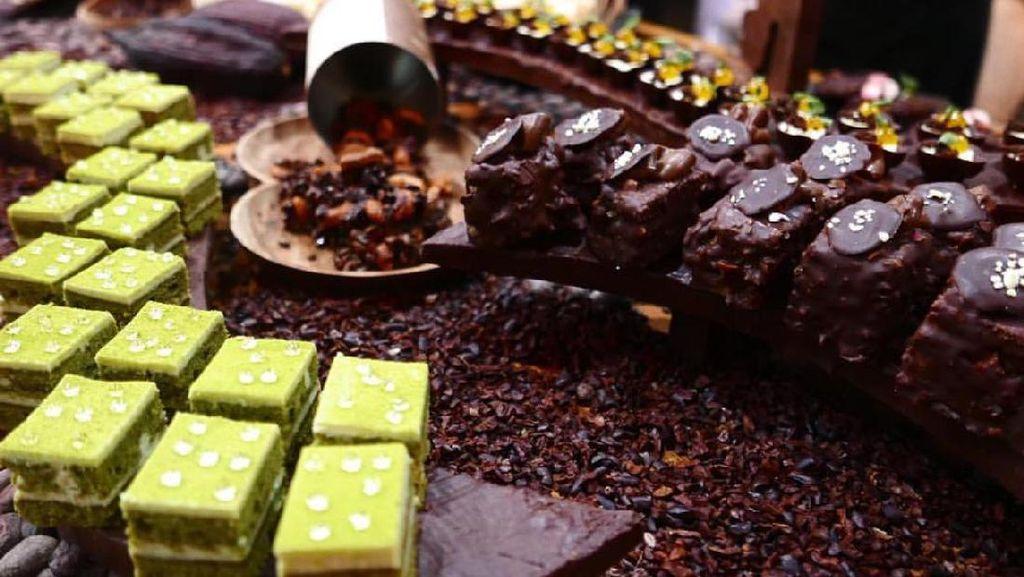 Chocolate Story  untuk Inspirasi Sajian Istimewa Lebaran
