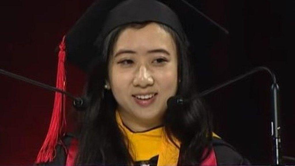 Kritik Negerinya, Mahasiswi China Jadi Bulan-bulanan