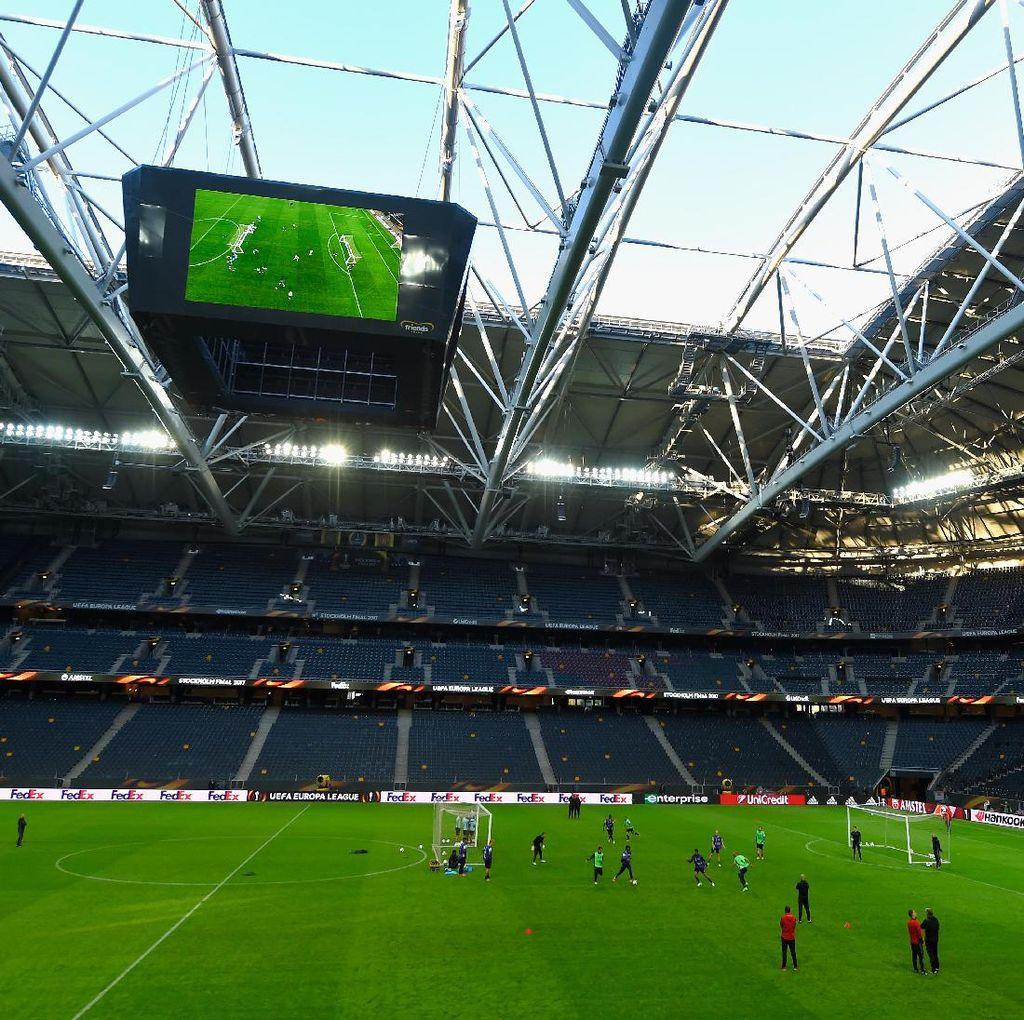 UEFA Putuskan Lakukan Mengheningkan Cipta Sebelum Final Liga Europa