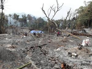Kebakaran di Desa Baduy Luar Bikin Traveler Jadi Sedih