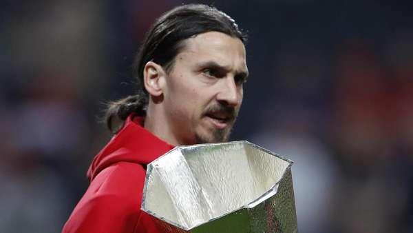 Ibrahimovic Akhiri Kutukan di Kejuaraan Antarklub Eropa
