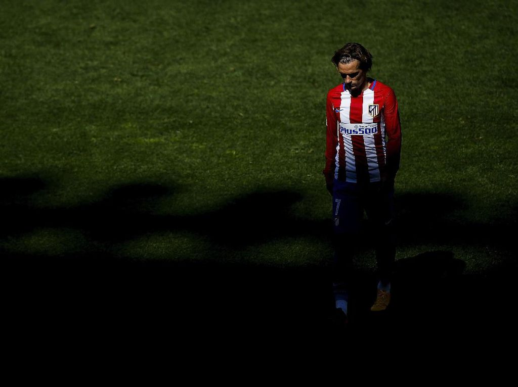 Atletico: Griezmann Tidak Ingin Pergi