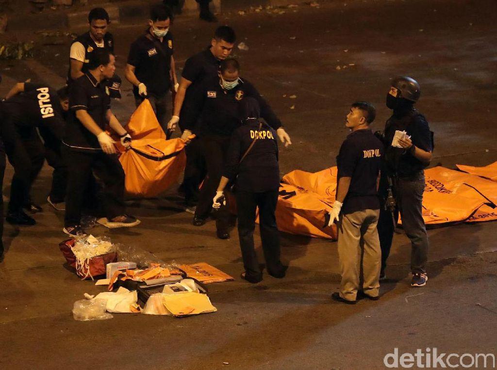 Otak Pelaku Bom Bunuh Diri Kampung Melayu Divonis 9 Tahun Bui