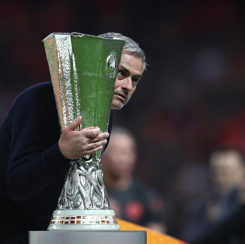 Jose Mourinho Si Spesialis Final