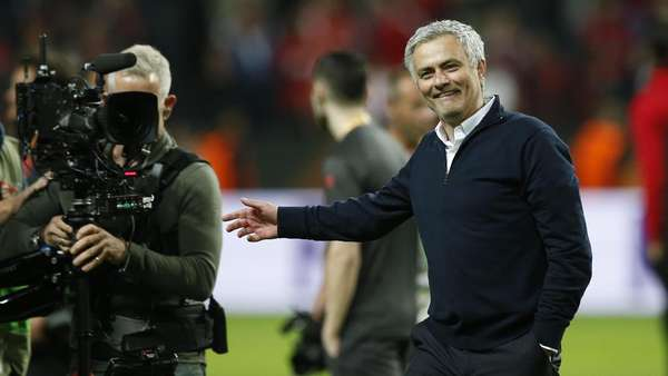 Mourinho: Akhir Bahagia dari Musim yang Sangat Sulit