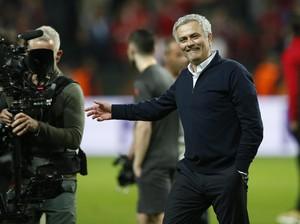 Gullit Sebut Kemampuan Istimewa Mourinho yang Mirip <i>Sir</i> Alex