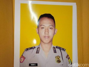 Bripda Ridho Korban Gugur Bom Kampung Melayu Aktif di Lingkungannya