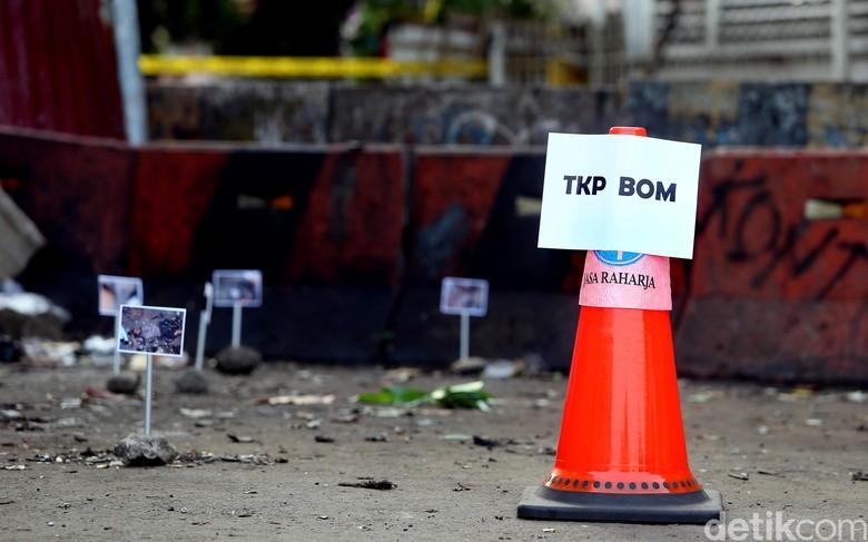 Bom Kampung Melayu, Begini Kaitan JAD dengan ISIS