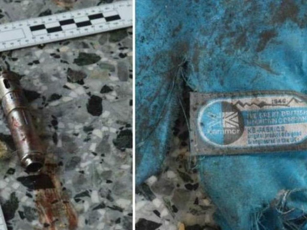 Inggris Marah Bukti Foto Serangan Manchester Bocor