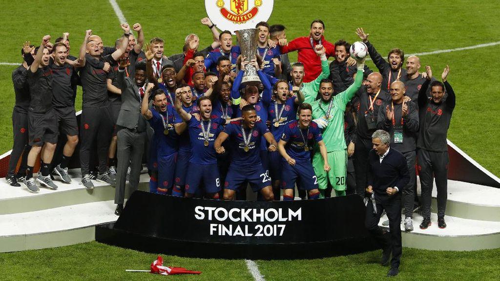 MU Hentikan Dominasi Klub-Klub Spanyol di Eropa