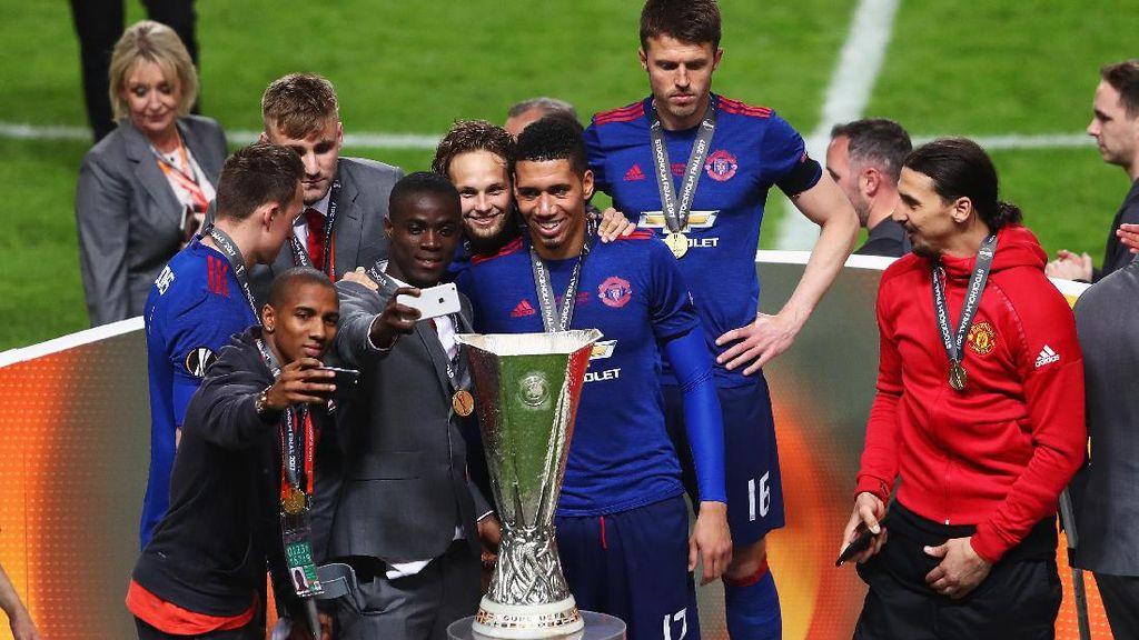 Data dan Fakta Menarik dari Sukses MU Juara Liga Europa 2016/2017