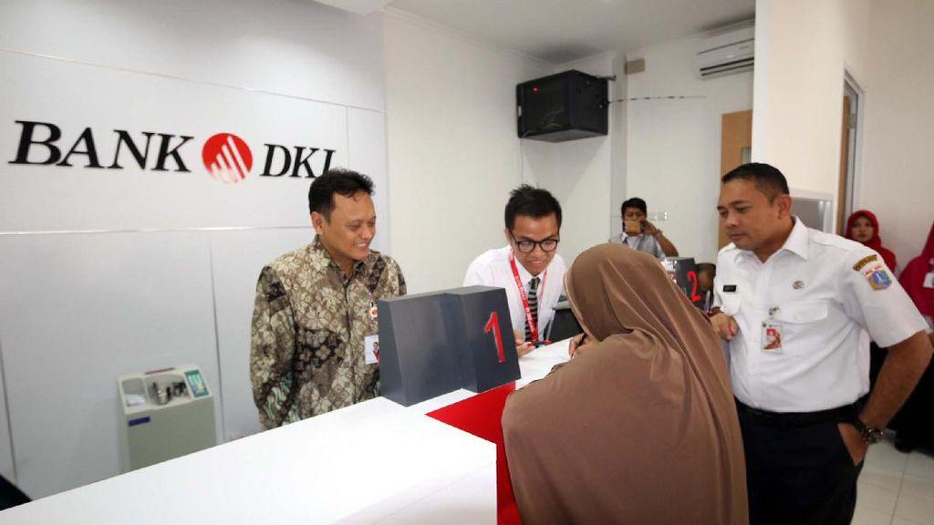 Bank DKI Hadir di Rusun