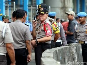Pantau Pengamanan di Ancol, Kapolda: Kejahatan Saat Lebaran Turun