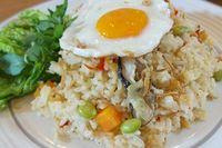 Menu Hari Ke-3: Jamur Segar Enak Dibuat Tumisan dan Paduan Nasi