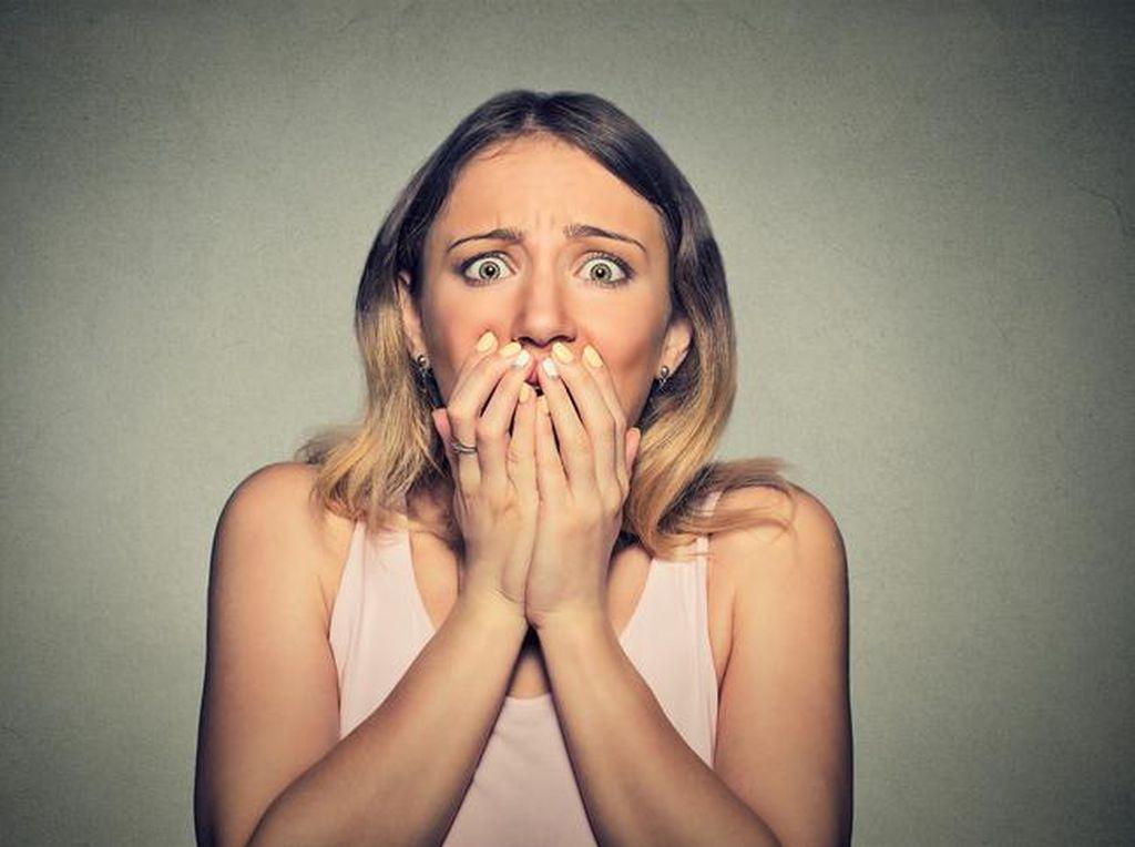 4 Tanda Kamu Sedang Mengalami Serangan Panik