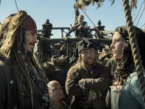 Kembali Bertualang dan Menghadapi Maut Bersama Jack Sparrow