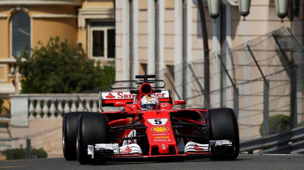 Hasil GP Monaco