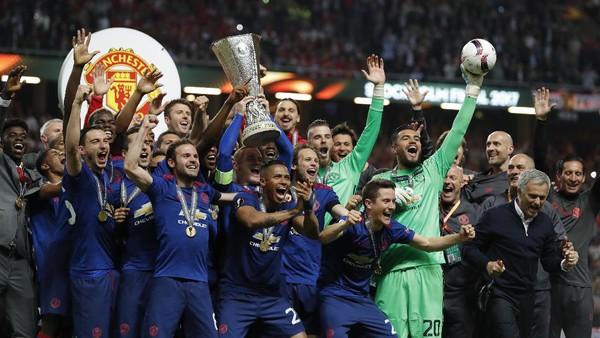 MU Lolos ke Liga Champions, Inggris Punya Lima Wakil