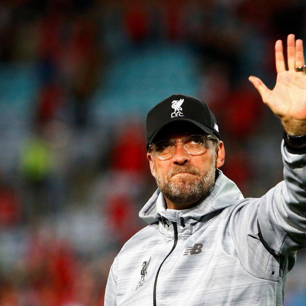 Klopp Ingin Liverpool Punya Pemain Baru Secepatnya
