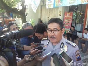 Pria Berpisau yang Ditangkap di Pagar Mapolda Jateng Dites Kejiwaan