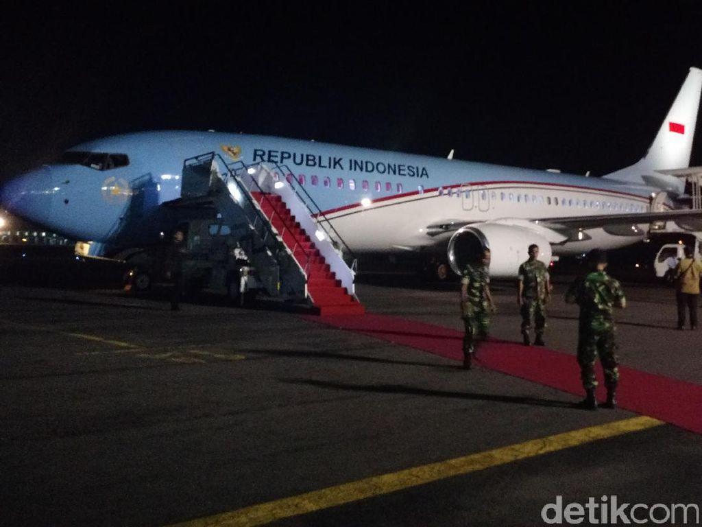 PAN Minta Jokowi Tak Gunakan Pesawat RI-1 untuk Kampanye