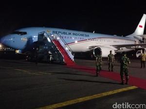 Dari Solo, Jokowi Bertolak Kembali ke Jakarta