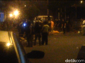 Polisi Siapkan 4 Kantong Mayat di Dekat TKP Bom Kampung Melayu