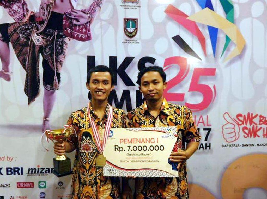 SMK Telkom Berjaya di LKS 2017