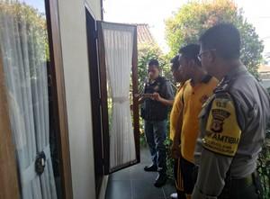 Perampok Satroni Rumah Polisi di Sukabumi