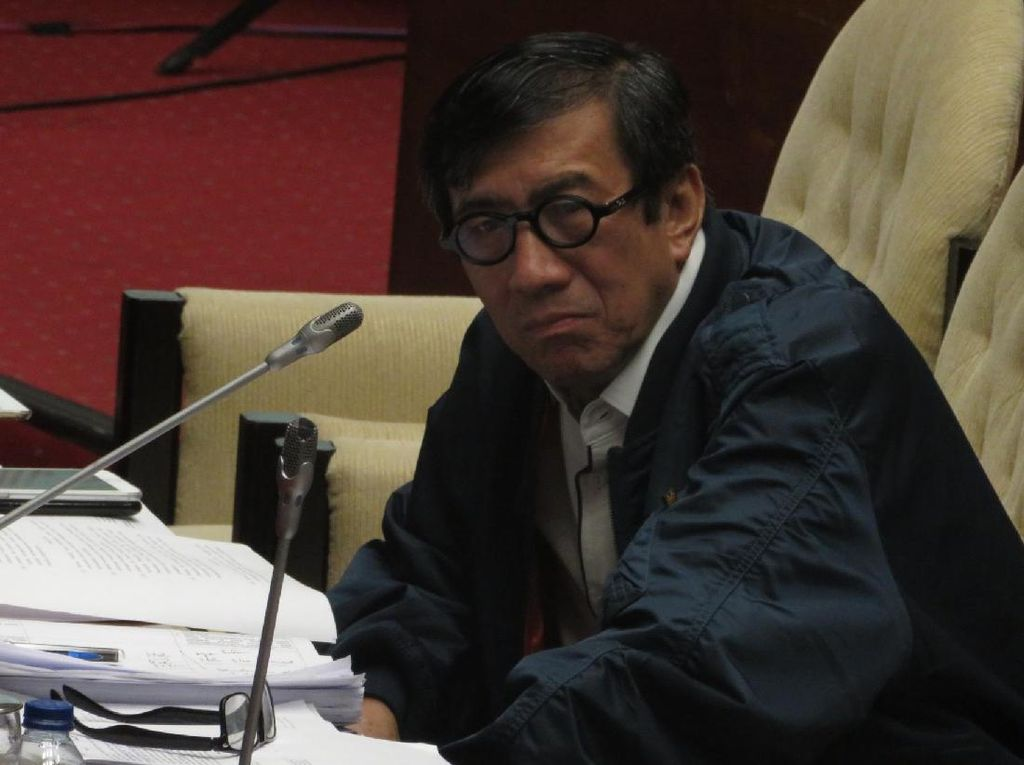 Yasonna Jelaskan Alasan Pemerintah Ambil Opsi PSBB untuk Tangani Corona