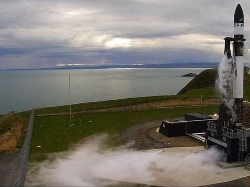 Pertama Kali, Roket Ruang Angkasa Diluncurkan dari Fasilitas Swasta