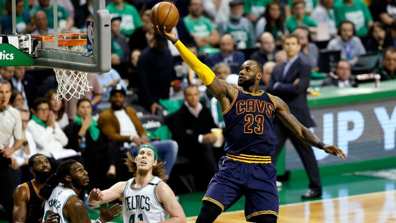 Cavaliers Kembali Tantang Warriors di Final NBA