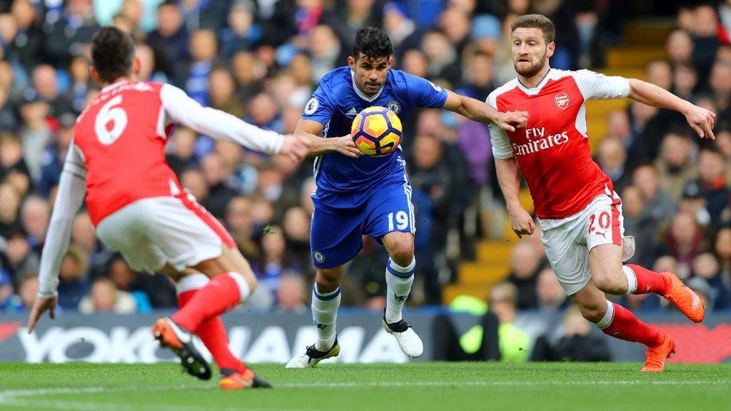 Kemenangan atas City Tambah Kepercayaan Diri Arsenal