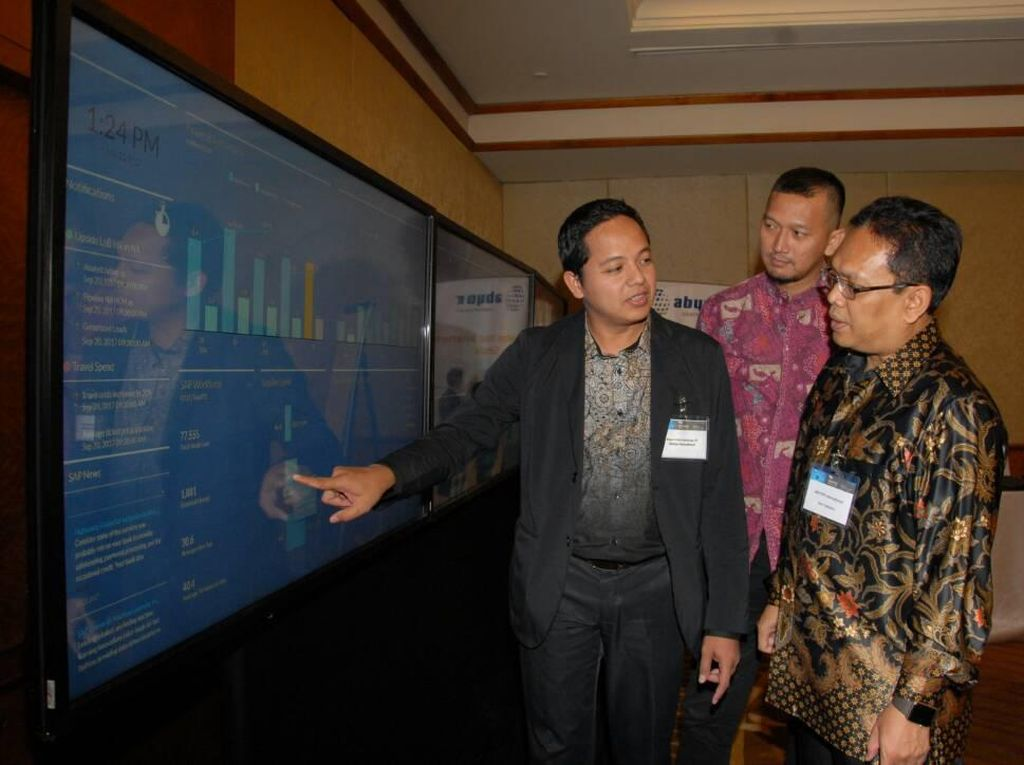 Digital Boardroom Sasar Industri Perbankan