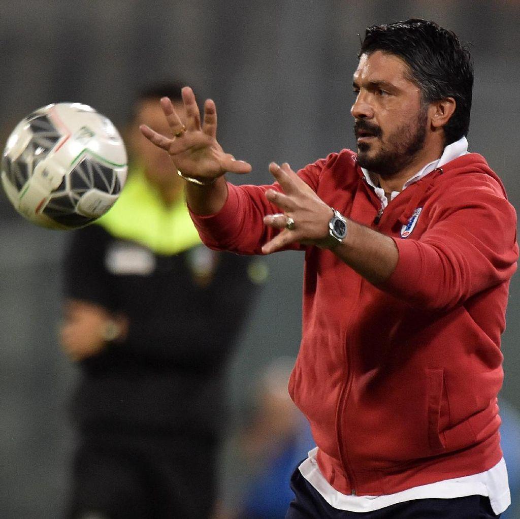 Gattuso Kembali ke Milan, Latih Tim Primavera