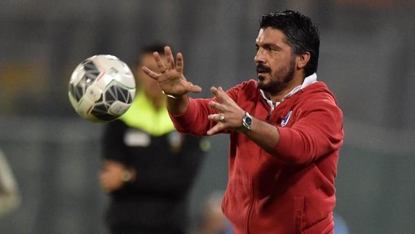 Gattuso sebagai Pelatih: Berulang Dipecat dan Bikin Klub Terdegradasi
