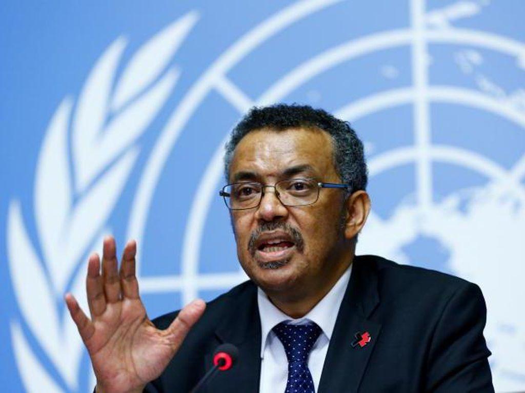 Pesan WHO untuk Semua Negara: Perbanyak Tes, Jangan Tutup Mata!