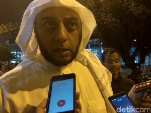 Polisi Akan Tes Kejiwaan Pelaku Penusukan Syekh Ali Jaber