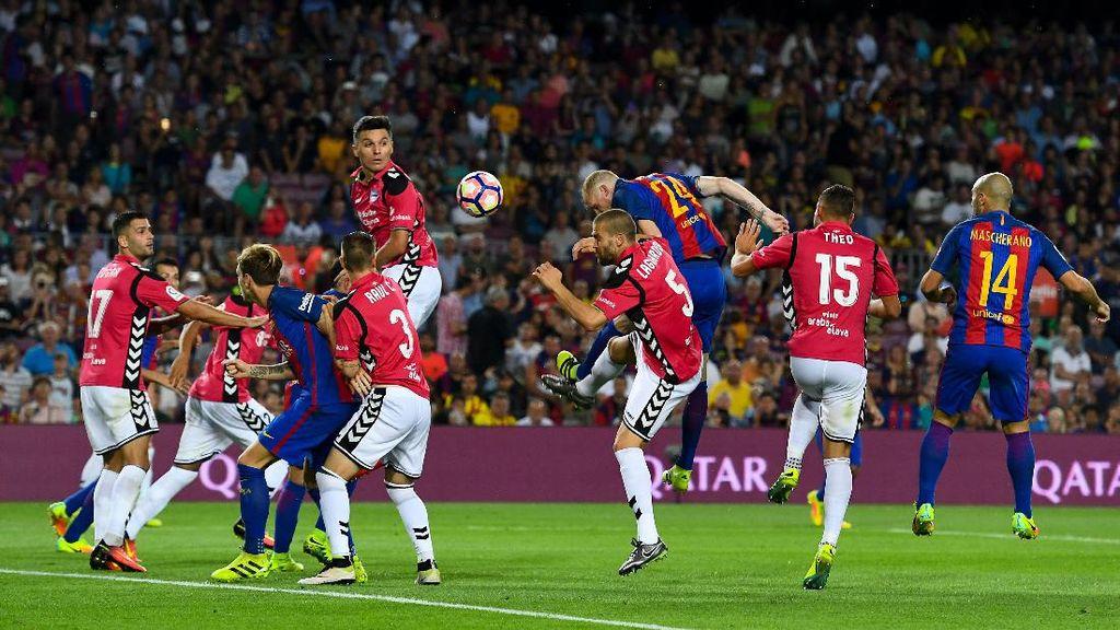 Jangan Sampai Barcelona Dipermalukan Alaves Lagi