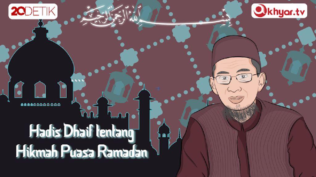 #TanyaUstazAdi Benarkah Hadis tentang Awal-Tengah-Akhir Ramadan?