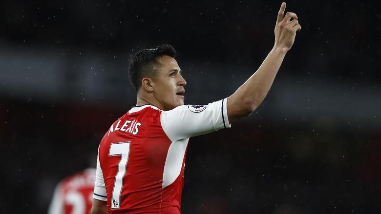 Masa Depan Sanchez Akan Bergantung pada Bursa Transfer Arsenal