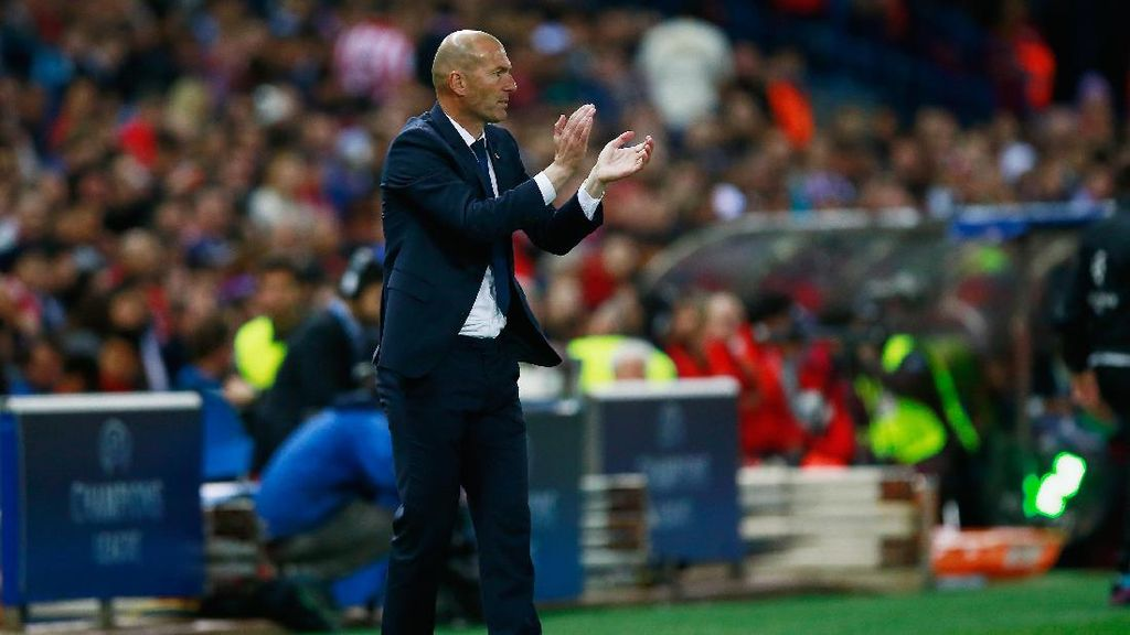 Hadapi Juventus, Madrid Takkan Ubah Gaya Main